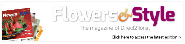 Flower & Style - The Magazine of Direct2florist